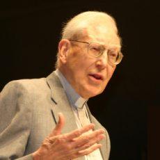 J.I. Packer preaching