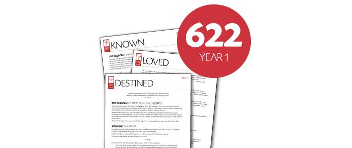 622 Year 1