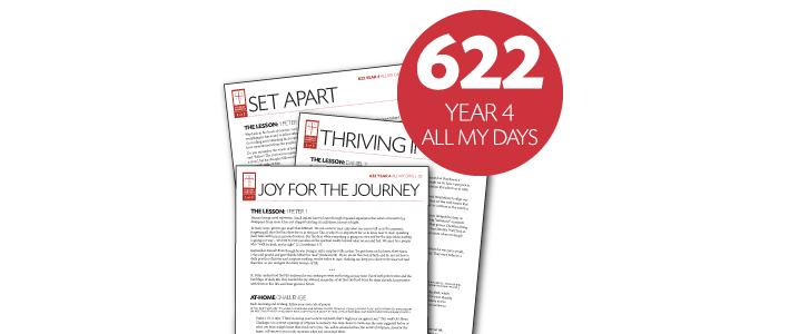 622 Year 4