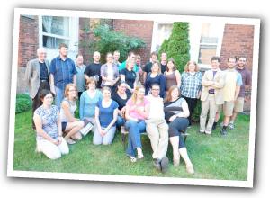 Cranmer conference group shot
